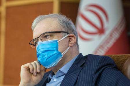 واکنش وزیر بهداشت به مشاهده کرونای ایرانی ، عبور از 100هزار تست روزانه