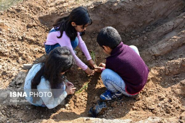 مزایای مشارکت بچه ها در پویش های محیط زیستی
