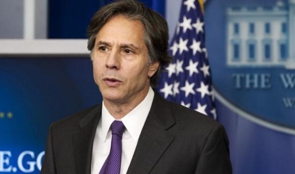 بلینکن: توپ در زمین ایران است، با اروپا هم نظریم خبرنگاران