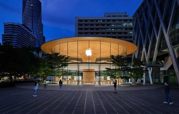 درآمد سه ماهه اپل برای اولین بار از 100 میلیارد دلار عبور کرد