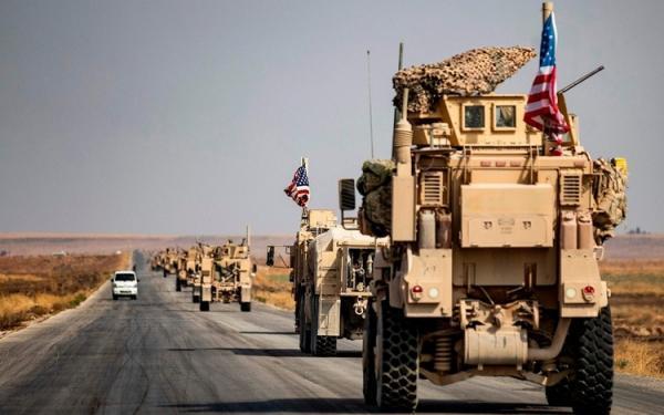تحرکات مشکوک آمریکایی ها در مرز عراق و سوریه