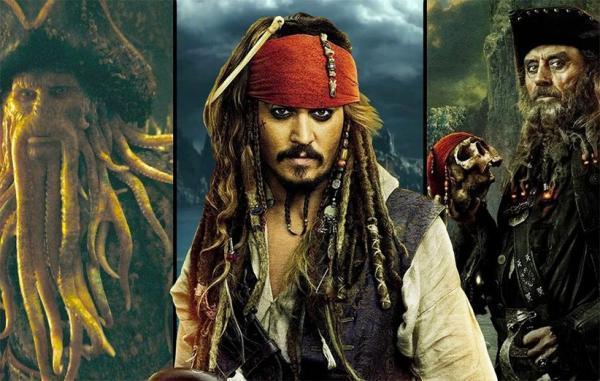 فیلم های دزدان دریایی کارائیب از بدترین تا بهترین