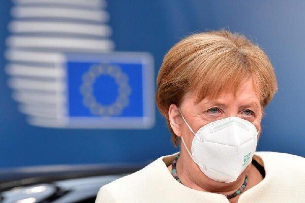 مرکل: آلمان به موضوع حقوق بشر در ترکیه توجه دارد
