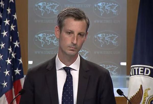 خبرنگاران استقبال آمریکا از تشکیل کمیسیون مشترک برجام