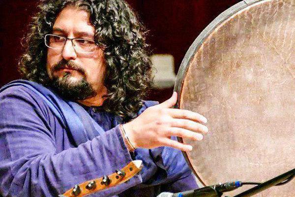 همراهی نوازنده ایرانی با تور بین المللی سازهای کوبه ای