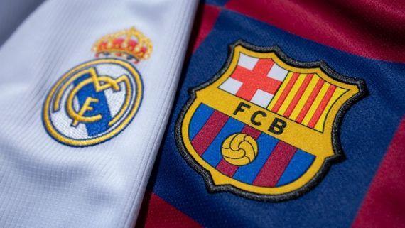 ترکیب بارسلونا و رئال مادرید اعلام شد