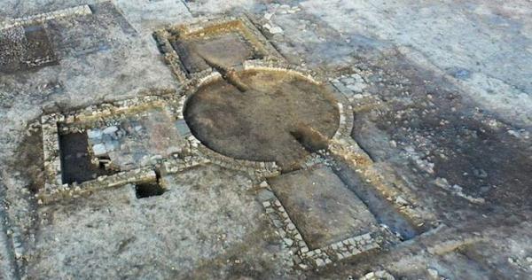 یک ویلای لوکس روم باستان در انگلستان کشف شد