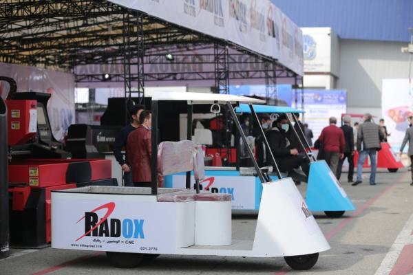 مسئولان صندوق نوآوری و شکوفایی از شرکت دانش بنیان رادوکس بازدید کردند