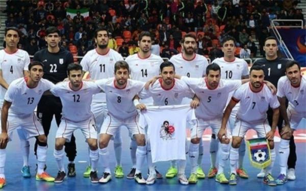 تیم ملی فوتسال ایران آماده حضور در تورنمنت تایلند شد