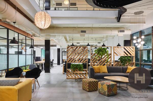 طراحی داخلی دفتری دوبلکس در بمبئی هند سایر مقالات