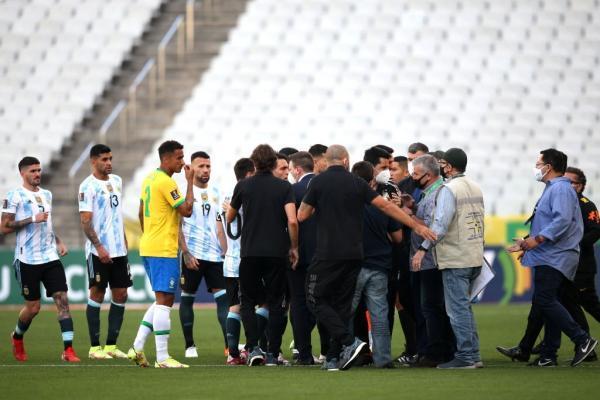 تور برزیل ارزان: فوری؛ جلوگیری وزارت بهداشت برزیل از برگزاری مسابقه با آرژانتین