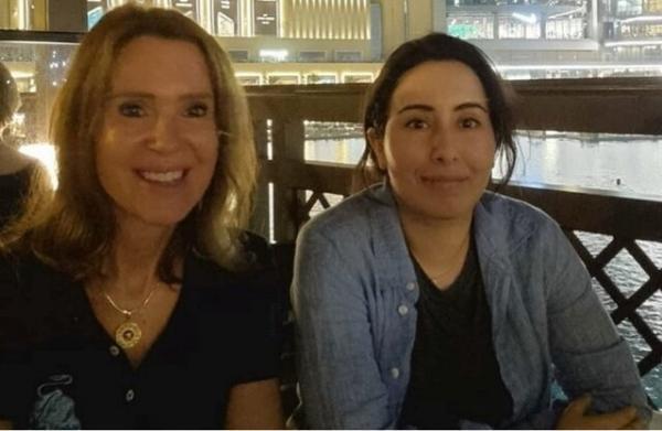 همسر سابق حاکم دوبی: دخترم لطیفه آزاد نیست