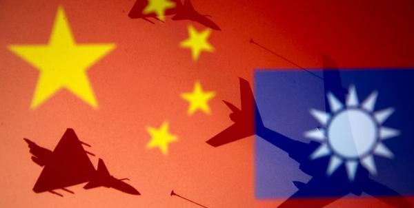 تورهای چین: ابراز نگرانی آمریکا از قدرت نمایی هوایی چین در برابر تایوان